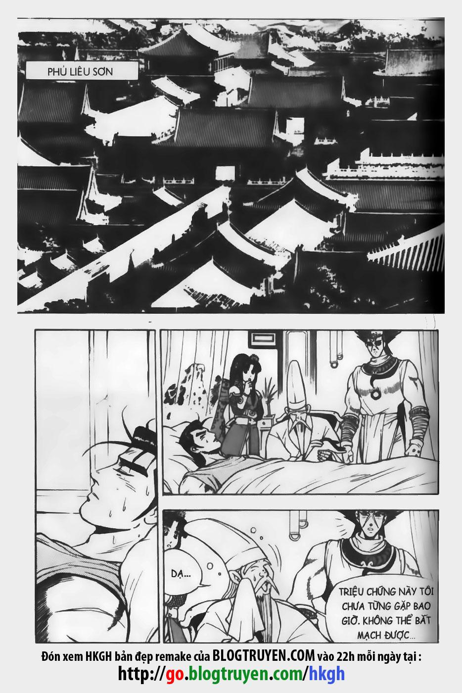 Hiệp Khách Giang Hồ chap 46 page 19 - IZTruyenTranh.com