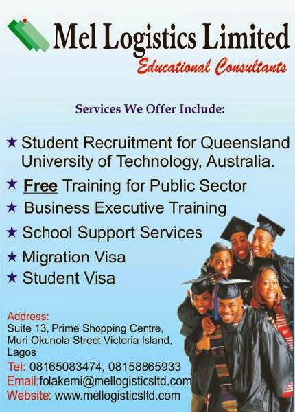 Your way to Queensland University of Technology (QUT), Australia.