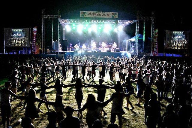 109 χιλιάδες ευρώ μπήκε μέσα το Φεστιβάλ «Άρδας 2015»