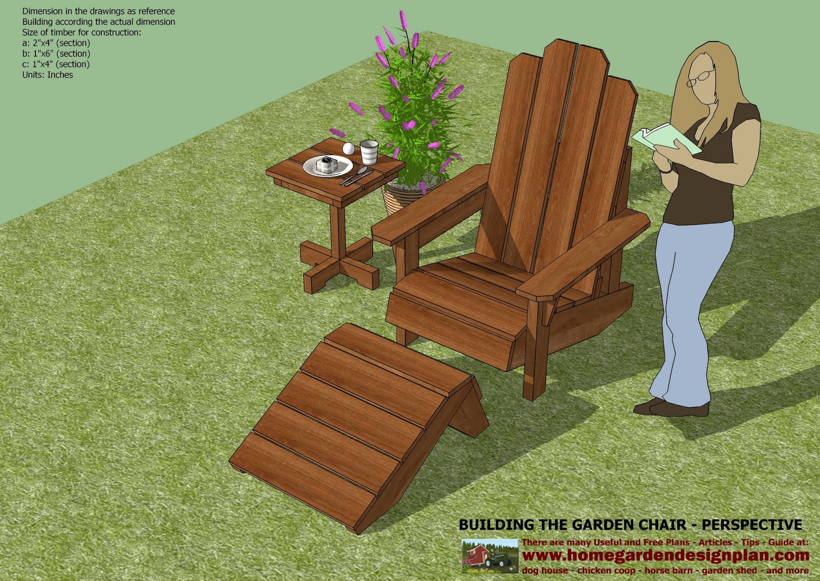 David Easy Fine Woodworking Morris Chair Plans Wood Plans