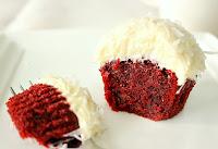 Coco Red Velvet Cupcakes