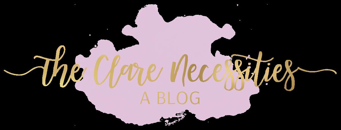 The Clare Necessities