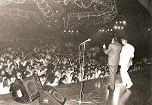 En concierto año 1987