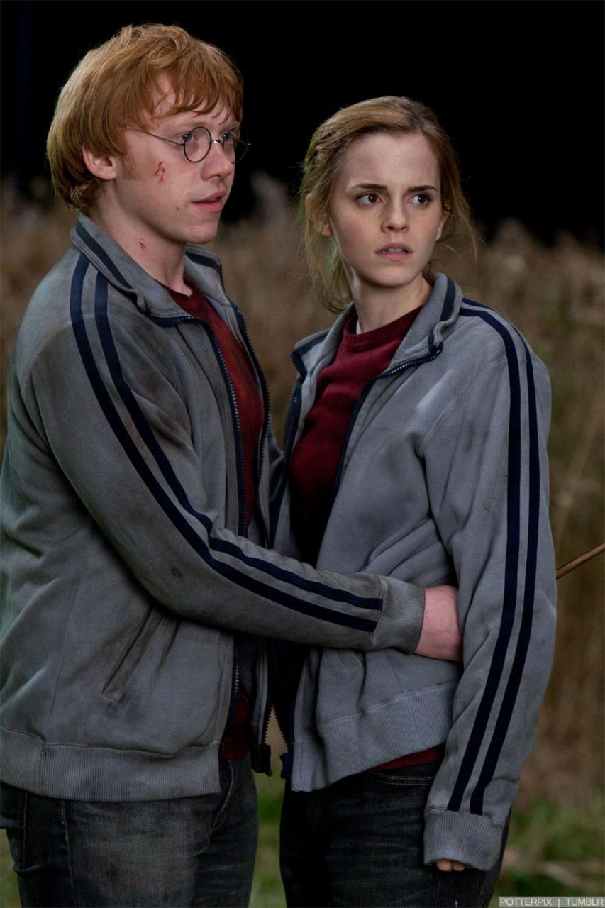 Emma Watson og Rupert Grint dating i det virkelige liv