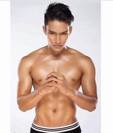 fajar Alamsyah Akbar hot body shirtless
