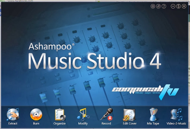 Giveaway of the Day - free licensed software daily Ashampoo Music Studio