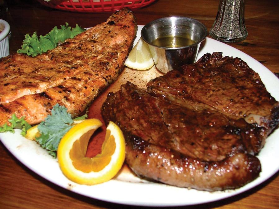 Image result for wolf lodge coeur d'alene idaho steak