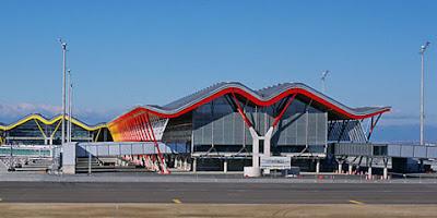 Terminal T4 de Barajas