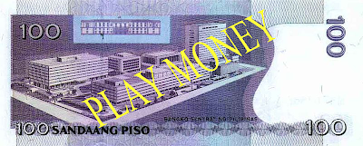 100 Hundred Peso Bill