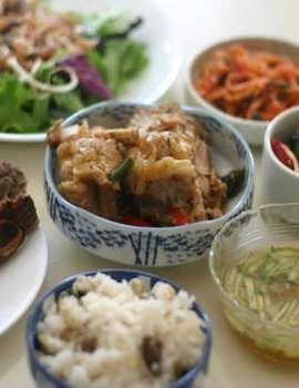 Menu Sarapan Pagi Orang Indonesia dan Korea