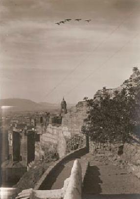 Bombardeos de Málaga