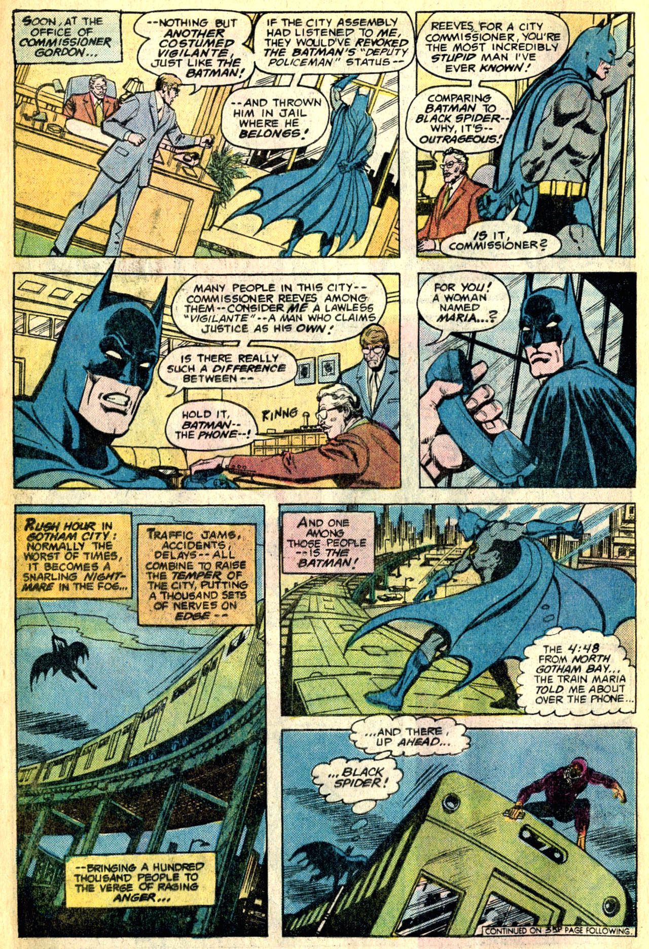 Detective Comics (1937) Issue #464 Page 12