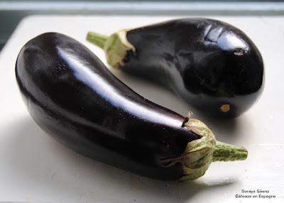 recette aubergines frites faire enfants manger legumes maigrir