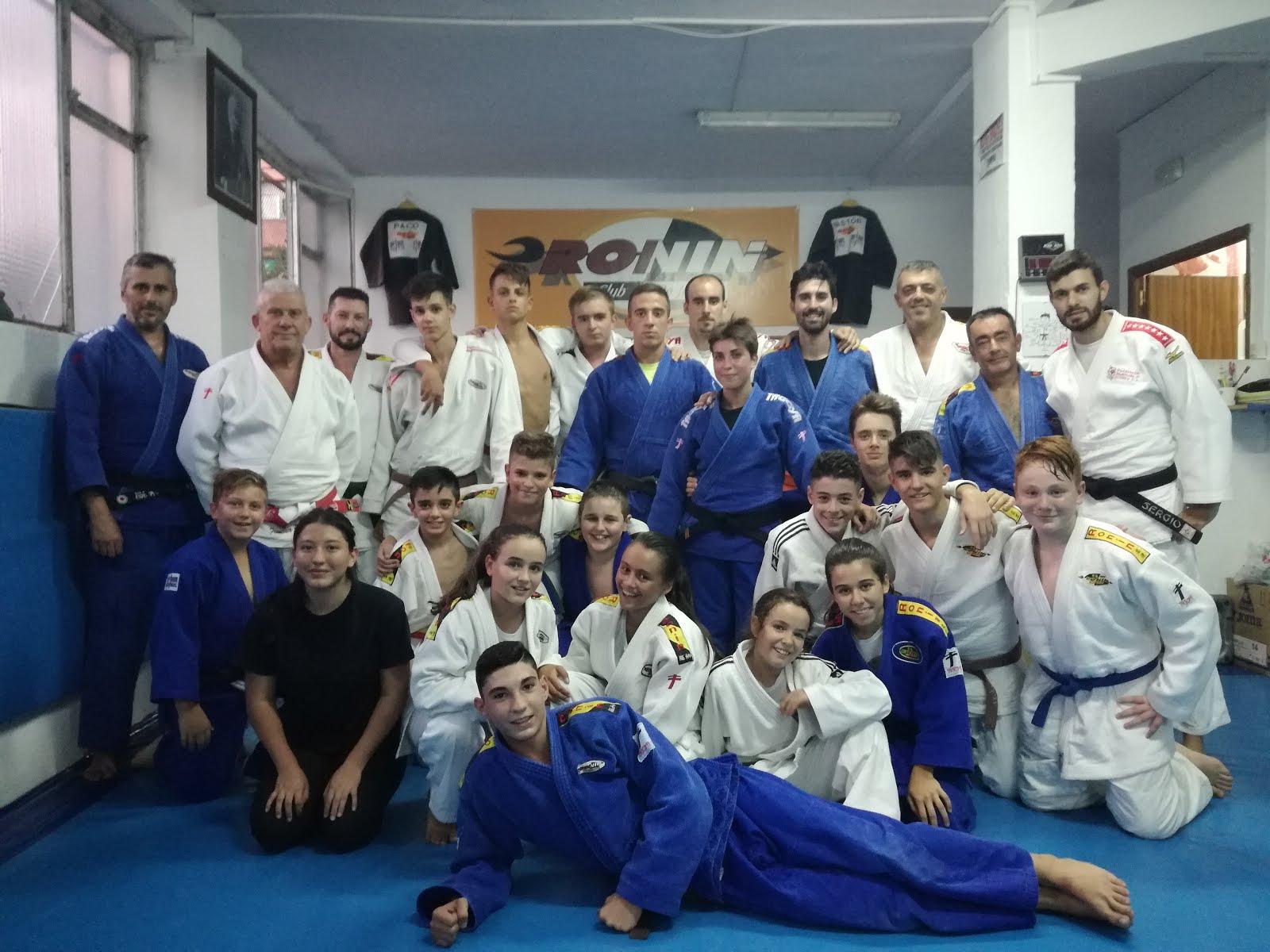 RONIN - Club de Judo