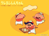 #4 Crayon Shin-chan Wallpaper