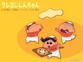 #4 Crayon Shin-chan Wallpaper