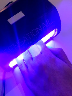 Sensationail LED Lamp