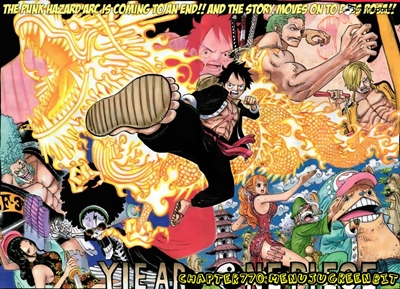 Komik Terbaru One Piece 710 Bahasa Indonesia