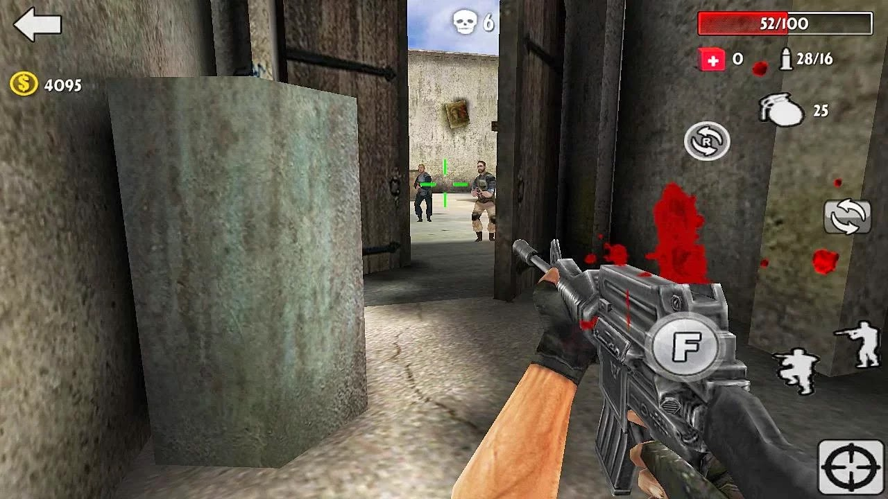 Android Gun Strike 3D Apk Apk resimi 5