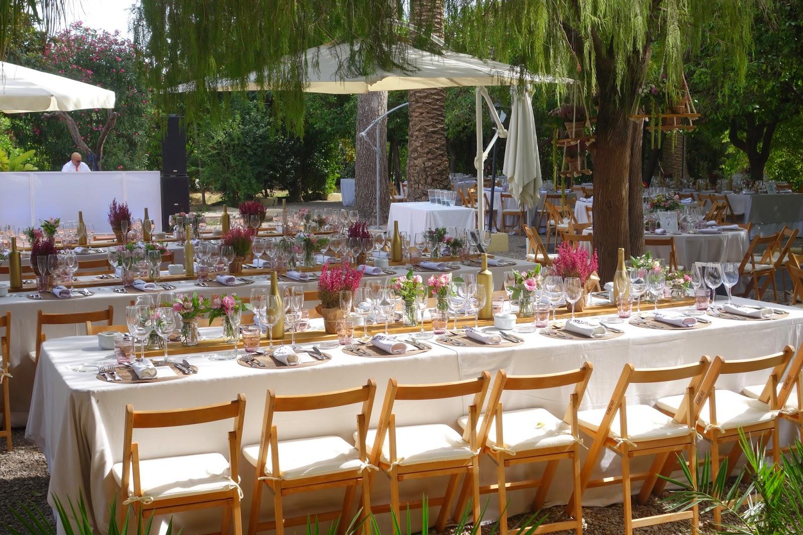 Mesa imperial bodas Valencia