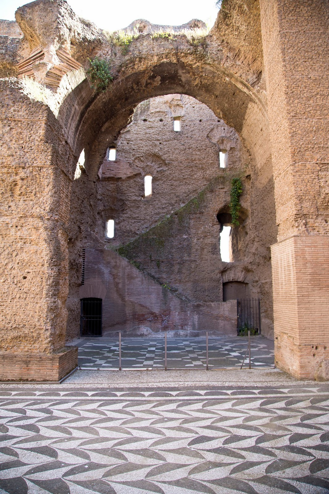 the baths of caracalla essay
