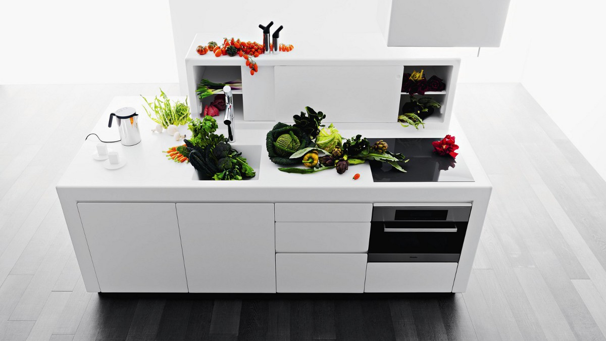 Kitchen cabinets Alessi | Kitchen cabinets