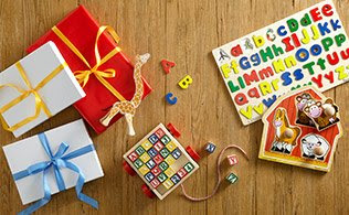 Toy Gifts by Melissa and Doug