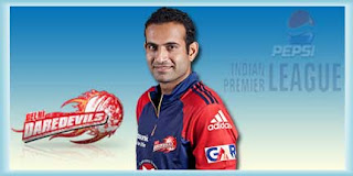 IPL Squad DD Players Irfan Pathan IPL Profile and Records