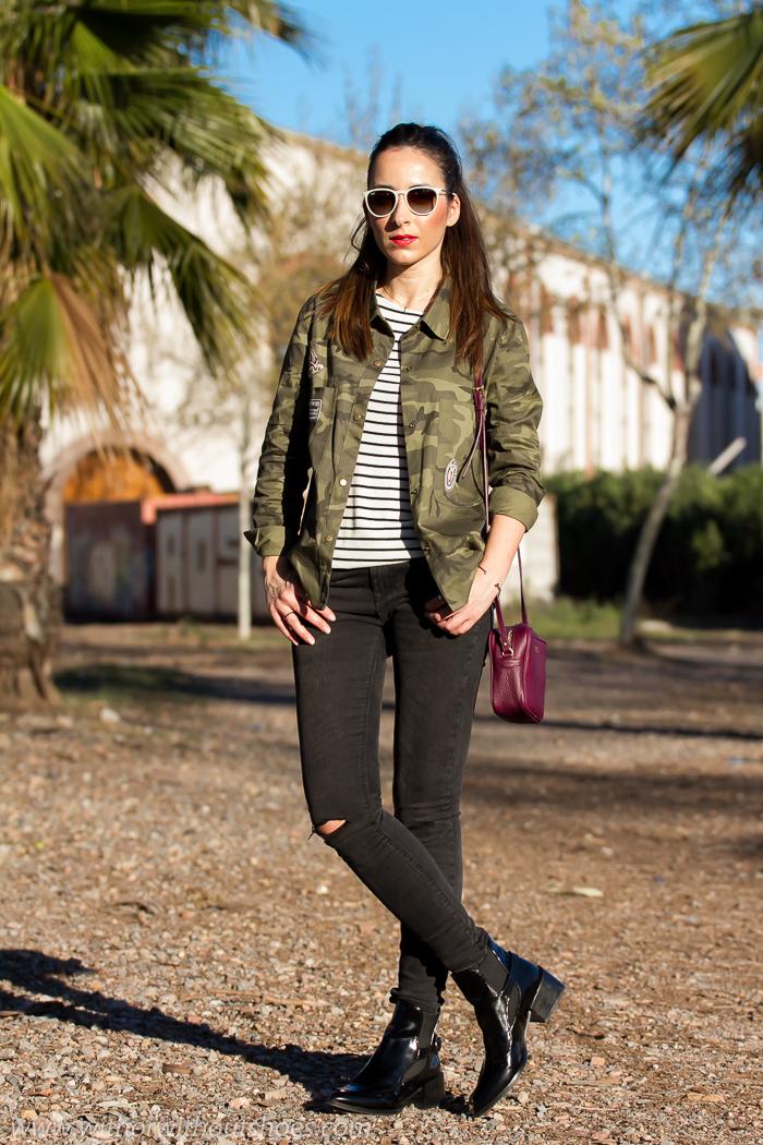 Blogger de Valencia moda belleza