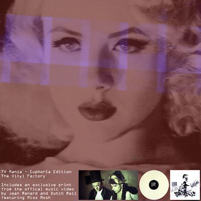 dutch rall miss mosh jean renard TV Mania Euphoria vinyl