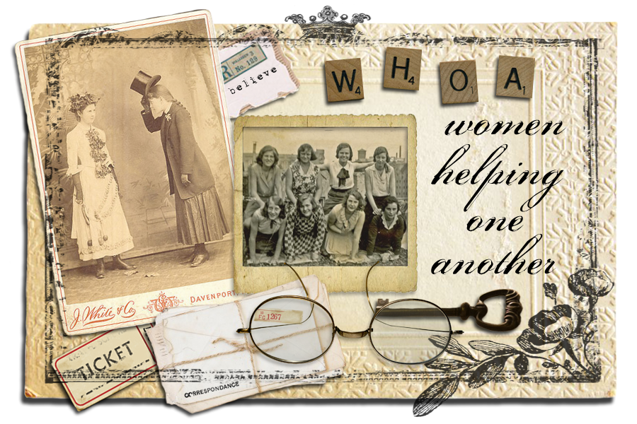 W.H.O.A. - Women Helping One Another