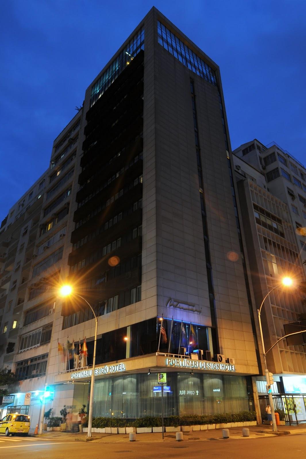 Podcultura portal de not cias rio design hotel for Design hotel lizum 1600