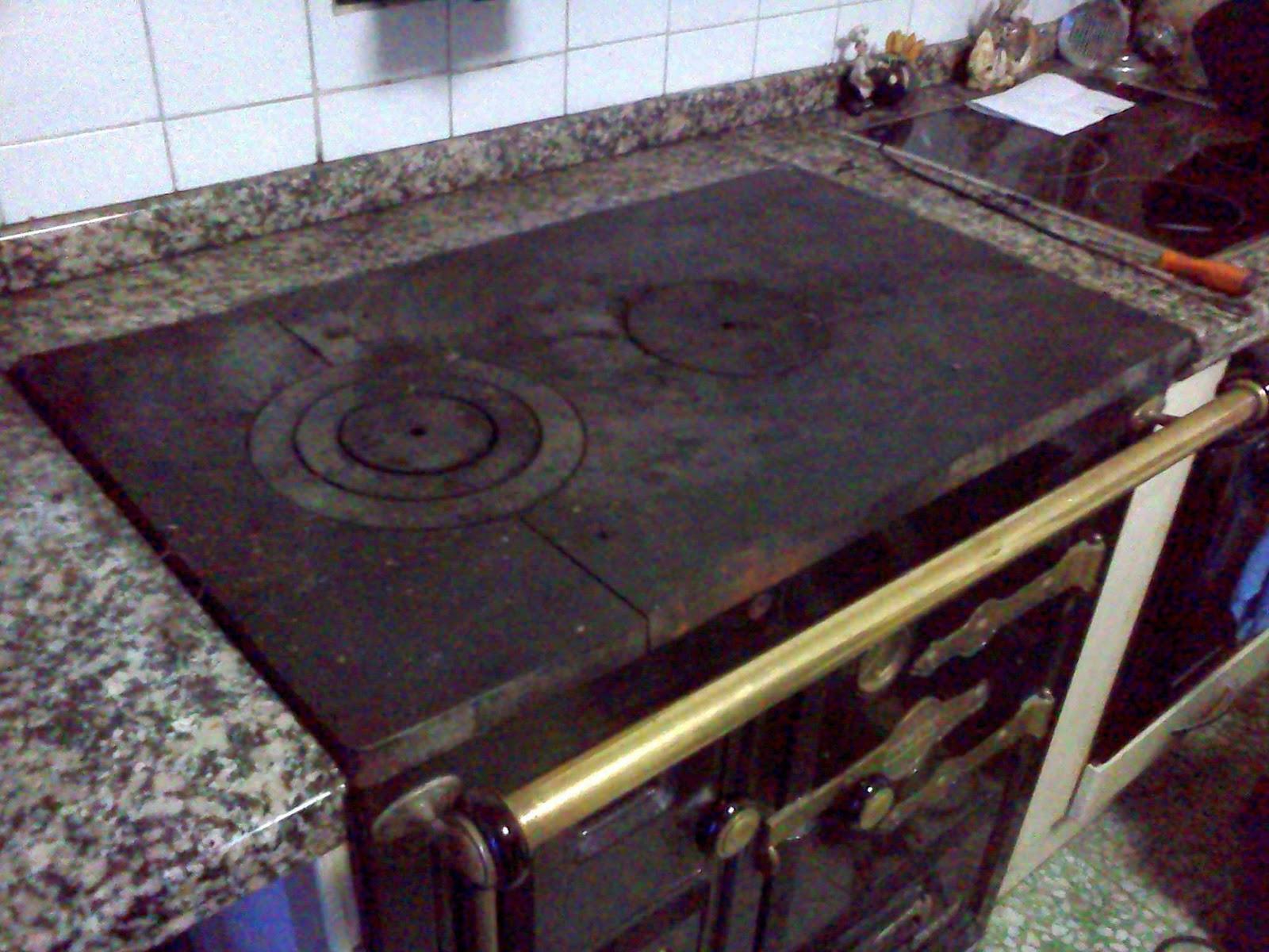 Tecnolog a para un progreso sostenible calentar la casa for Planos de cocina economica a lena