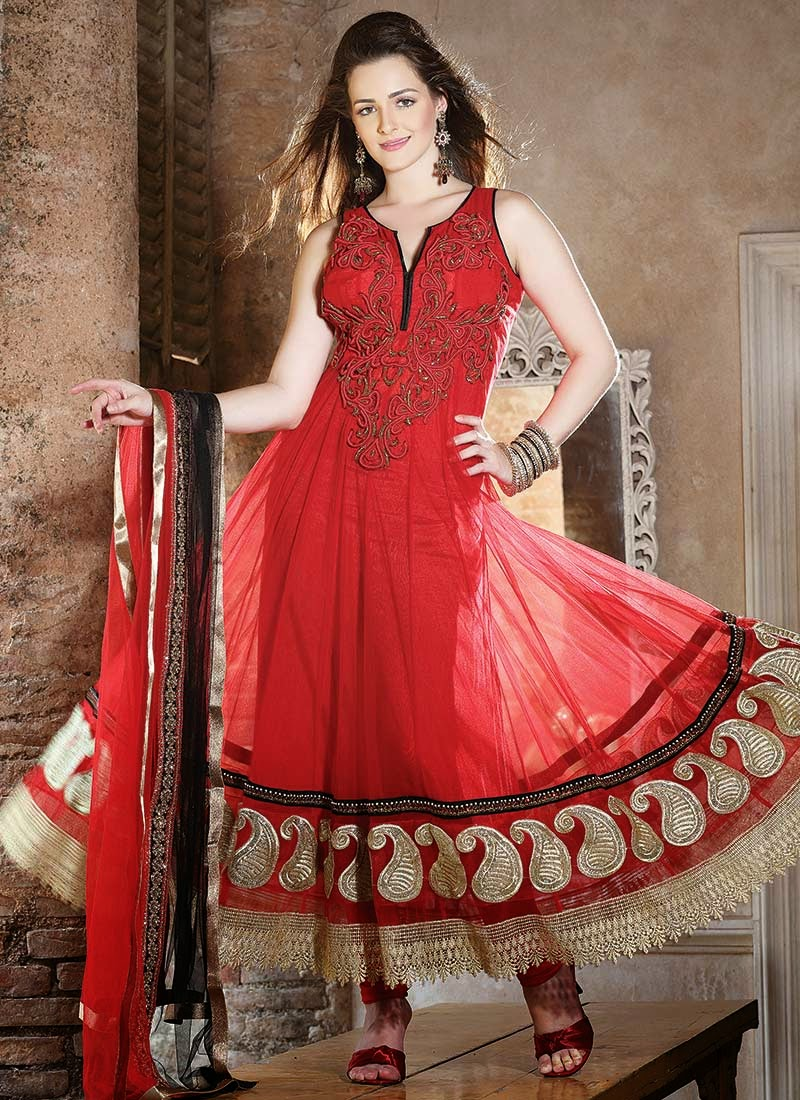 Churidar suits online shopping india
