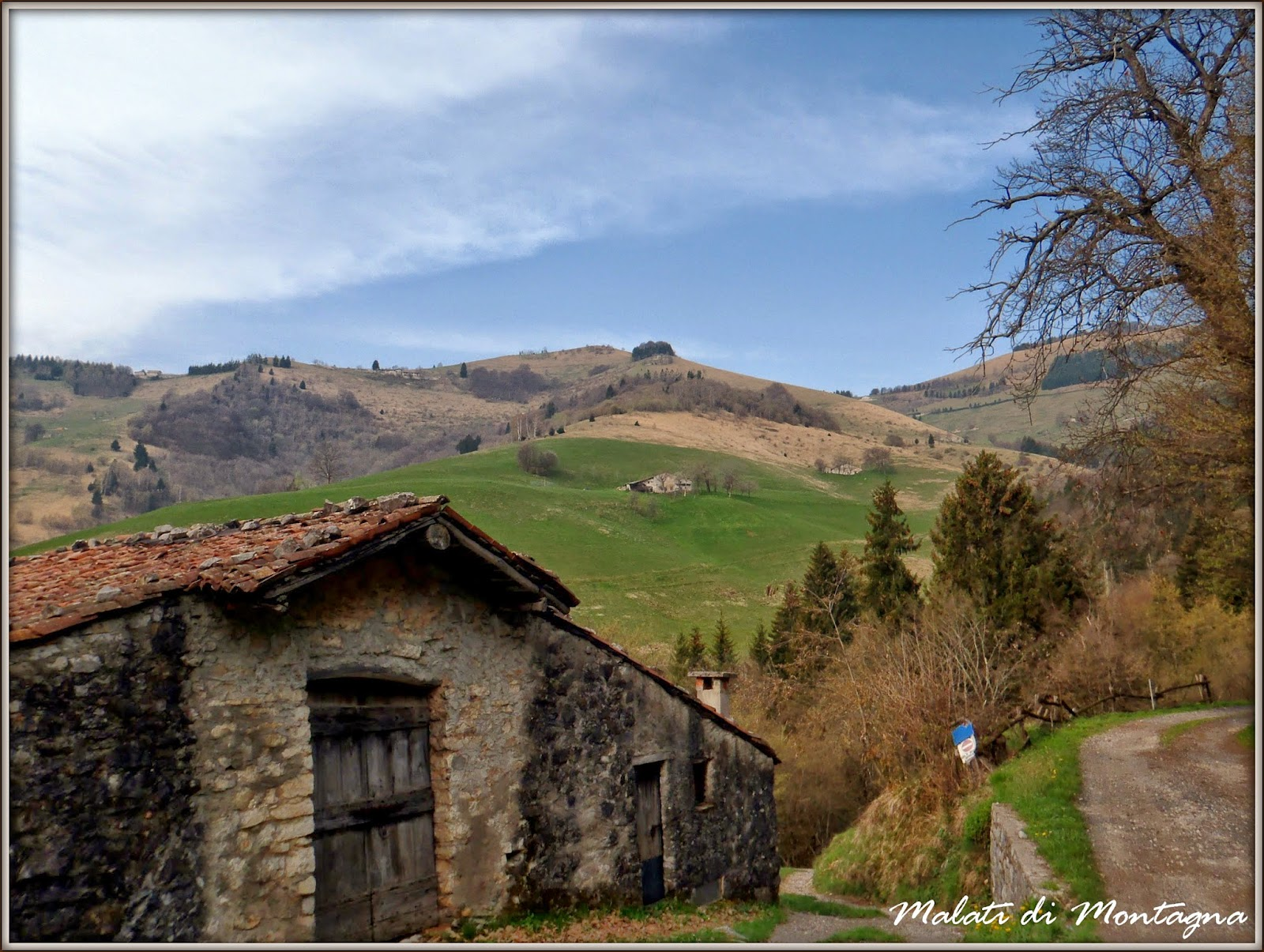 Malati di montagna al torrezzo tra il lago di endine e il lago d 39 iseo - Riscaldare velocemente casa montagna ...