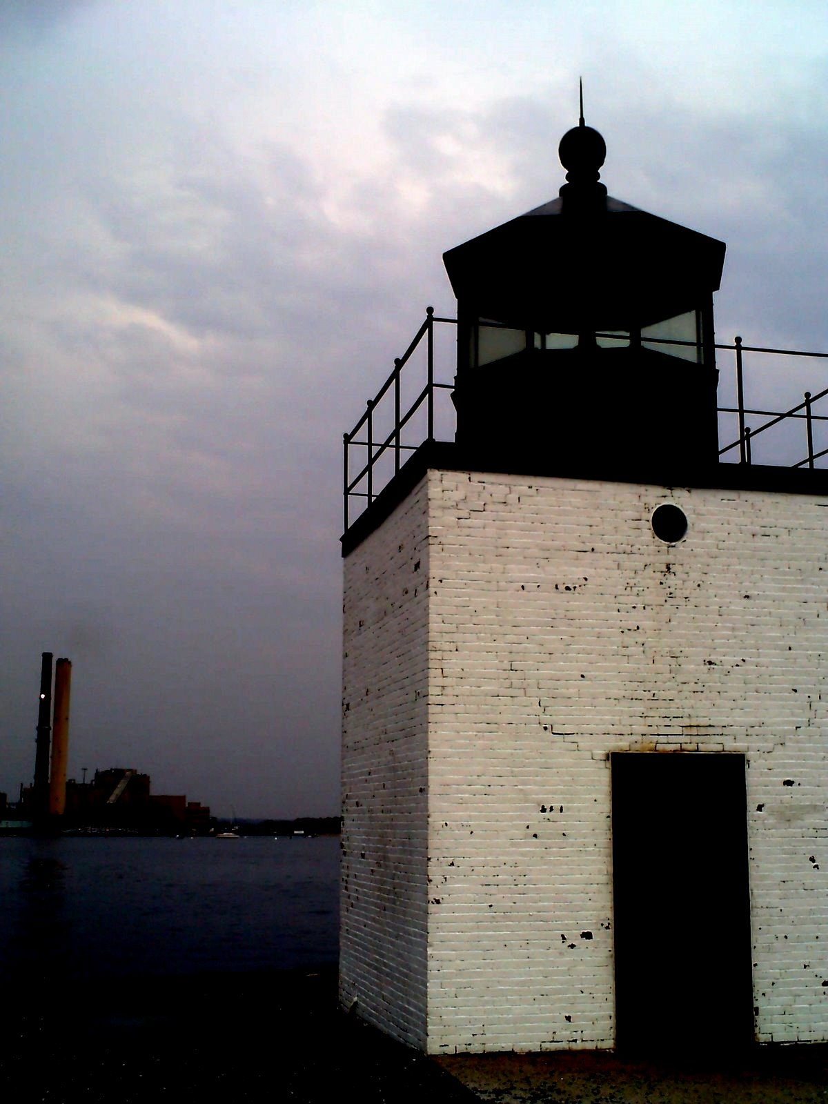 lighthouse, power, electricity, water, wharf