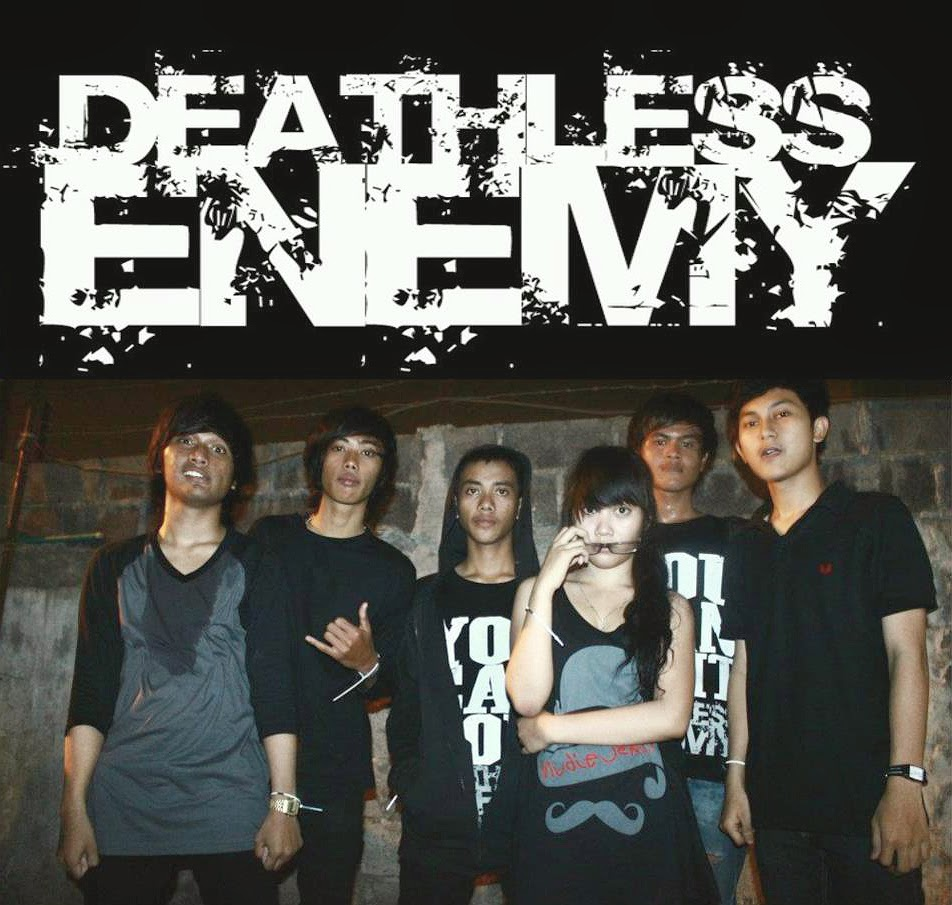 Wallpaper Deathless Enemy Band Post Hardcore Jakarta - Indonesia Images Photo Pictures Facebook Twitter reverbnation