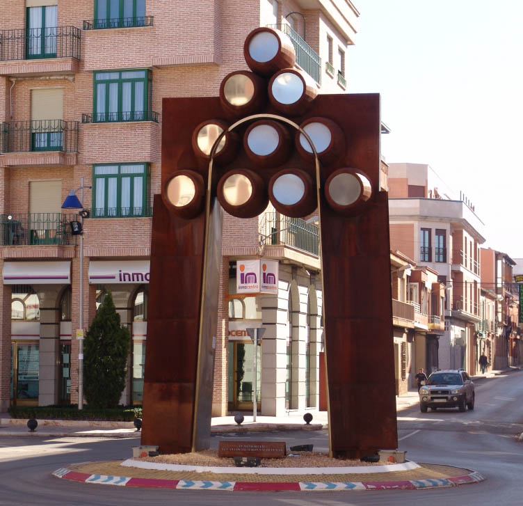 La Puerta del Vino (Valdepeñas)