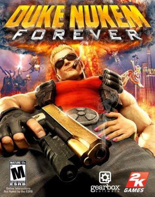 Duke Nukem Forever 2011
