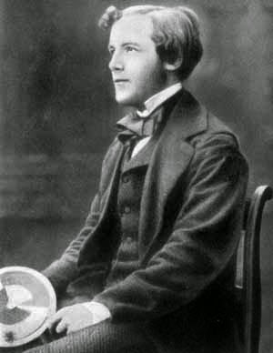 Young James Maxwell Photo