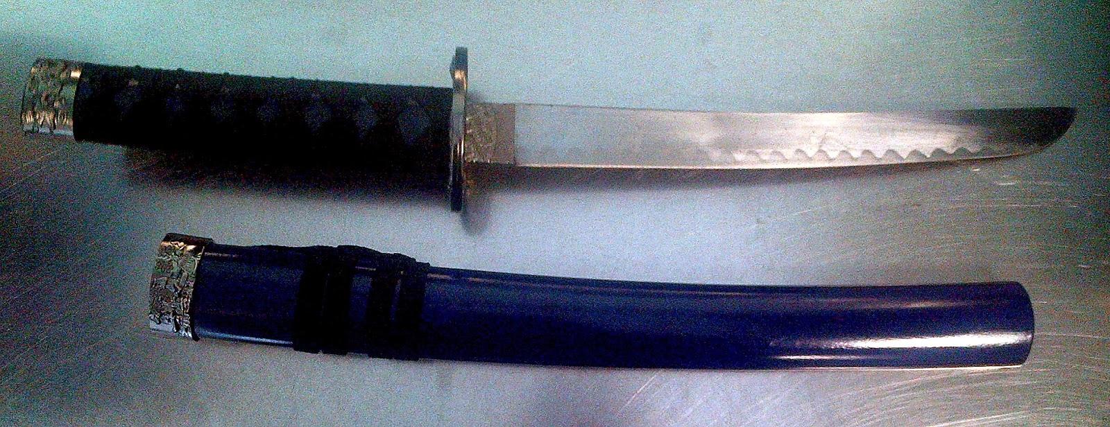 Samurai Sword (LAX)