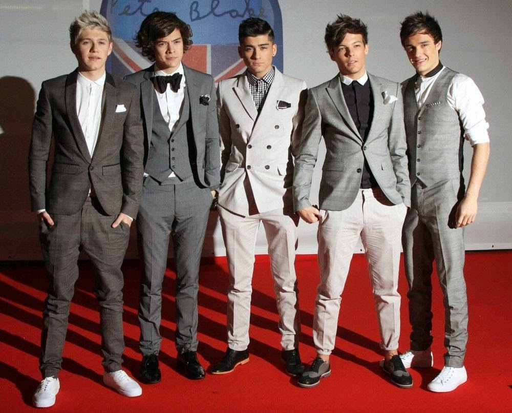 One Direction hot