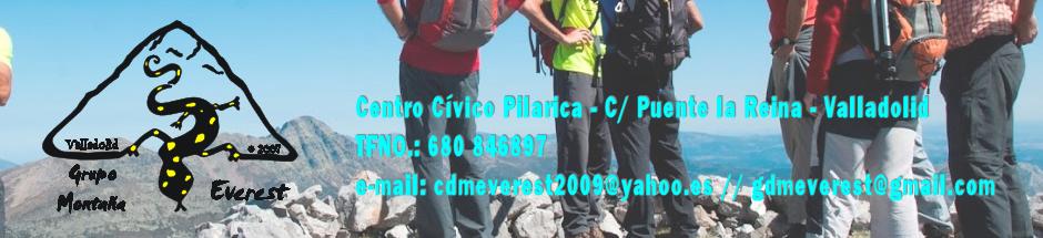 Grupo de Montaña y Senderismo Everest