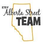 Alberta Etsy Team