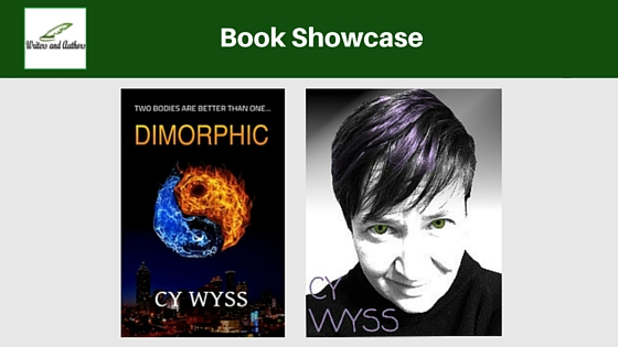 Book Showcase: Dimorphic by  CY Wyss #Books