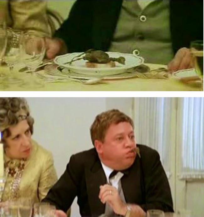fantozzi mangia tordo intero contessa serbelloni mazzanti vien dal mare