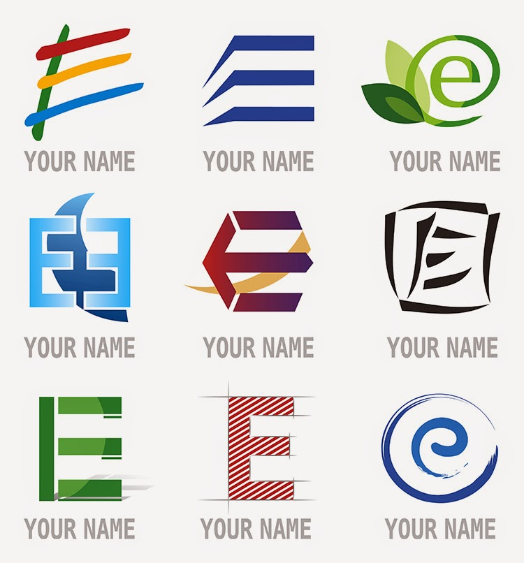 100 contoh logo profesional yang keren serta unik yang