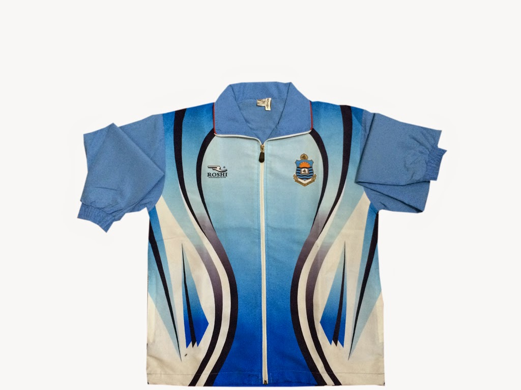 exaples of sublimated tracksuits