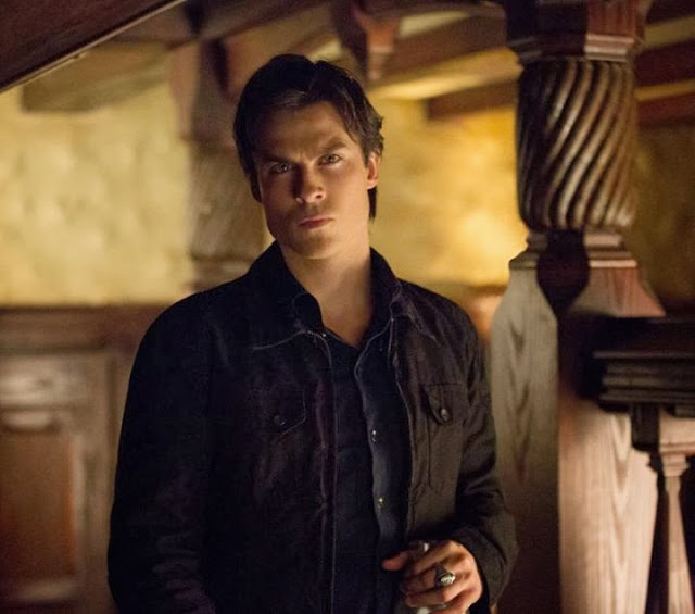 The Dashing Ian Somerhalder - Demon Salvatore - The Vampire Diaries