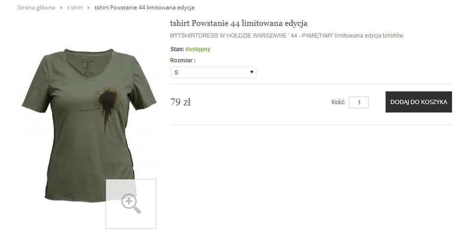Moda z powstania warszawskiego